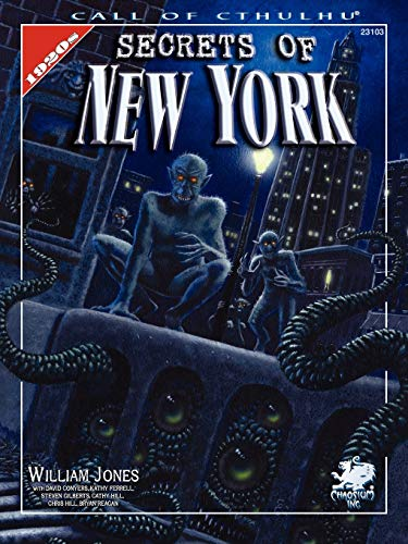 The Secrets of New York (Paperback)