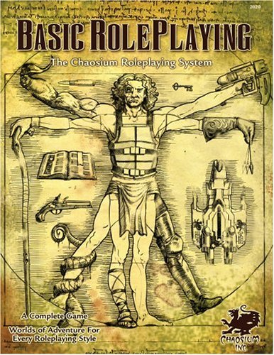 9781568821894: Basic Roleplaying: The Chaosium Roleplaying System