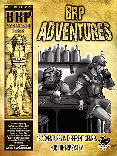 Basic Roleplaying Adventures (Basic Roleplaying - Core & Assorted)