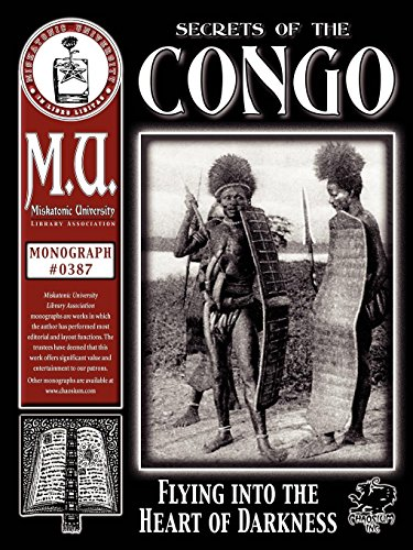 9781568823232: Secrets of the Congo (M.U. Library Assn. monograph, Call of Cthulhu #0387)