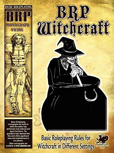 Brp: Witchcraft: Alexander, Byron