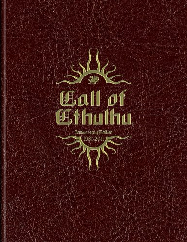 Call of Cthulhu 30th Anniversary Collector's Edition (Call of Cthulhu - Core Rules (Chaosium ...