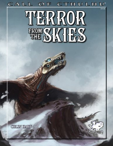 Terror From the Skies Call of Cthulhu: Colin Hart