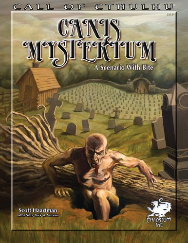 9781568823843: Canis Mysterium: A Scenario With Bite (Call of Cthulhu roleplaying)