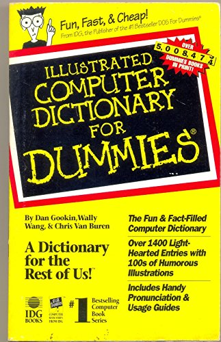 9781568840048: Illustrated Computer Dictionary for Dummies