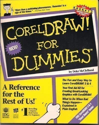 9781568840420: Coreldraw! for Dummies (For Dummies Computer Book Series)