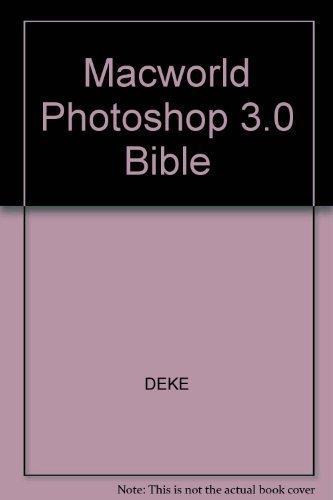 9781568841588: Macworld Photoshop 3 Bible