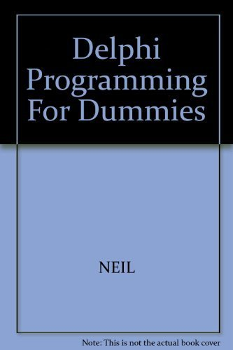 9781568842004: Delphi Programming for Dummies