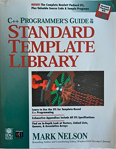 9781568843148: C++ Programmer's Guide to the Standard Template Library