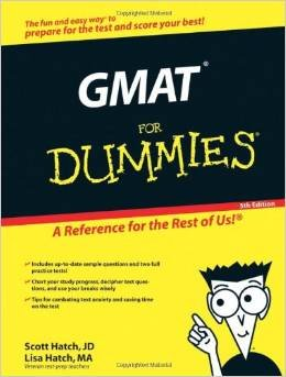9781568843766: The Gmat for Dummies