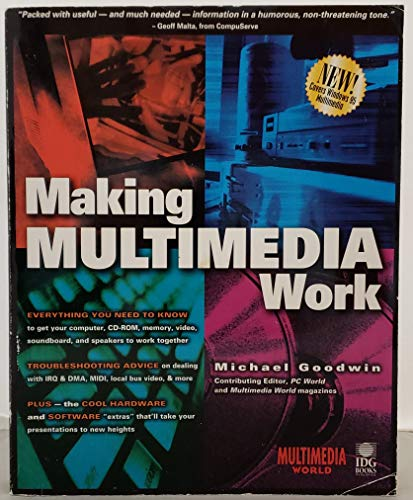 Making Multimedia Work (1568844689) by Goodwin, Michael