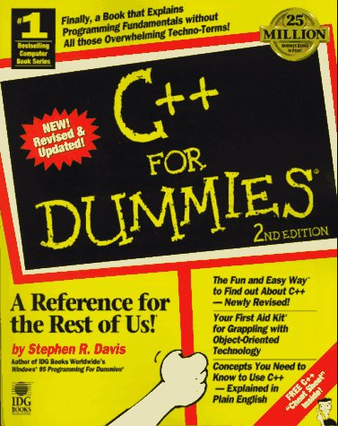 9781568846149: C++ For Dummies