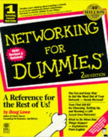 9781568846187: Networking For Dummies