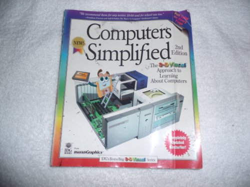 9781568846767: Computers Simplified (Idg's 3-D Visual)