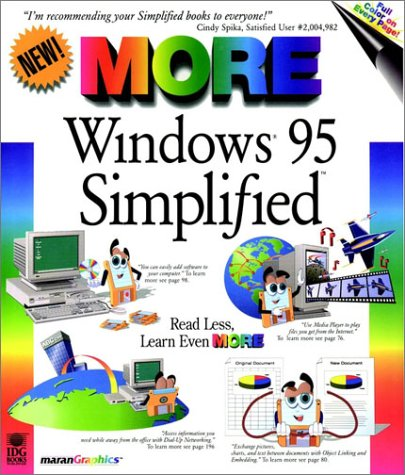 9781568846897: More Windows 95 Simplified (Simplified (Wiley))