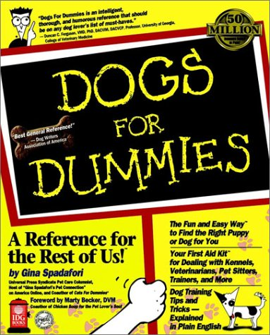 9781568848617: Dogs For Dummies