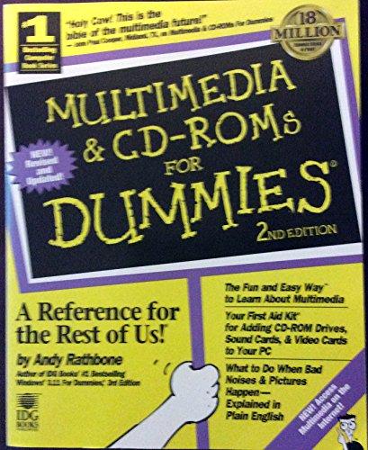 9781568849072: Multimedia & Cd Roms for Dummies