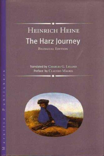 9781568860022: The Harz Journey (Marsilio Classics) (English, German and German Edition)