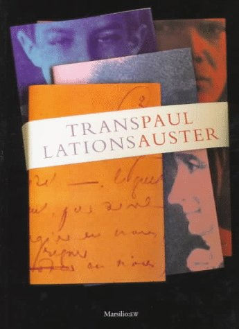 Translations (Signed First Edition): Auster, Paul