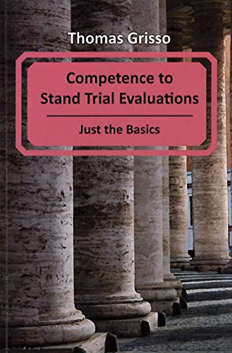 9781568872032: Competence to Stand Trial Evaluations - Just the Basics