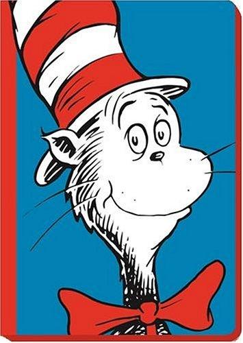 9781568900971: J1 - Cat in the Hat Blank Journal