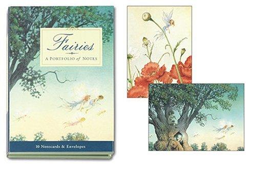 9781568901411: PF32 - Fairies Notecard Portfolio