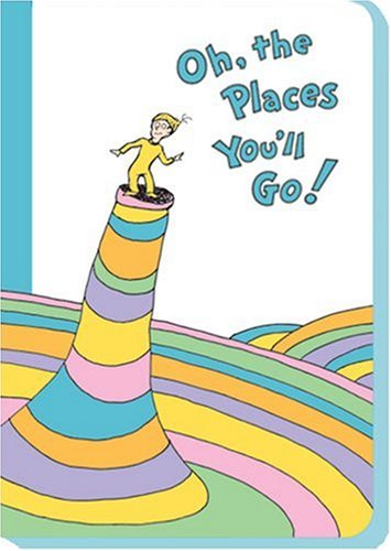 9781568903736: J5 - Oh, the Places You'll Go! Blank Journal