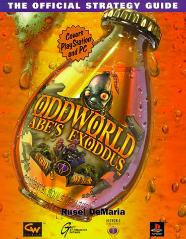 Oddworld Abe's Exoddus: Exclusive Strategy Guide: DeMaria, Rusel