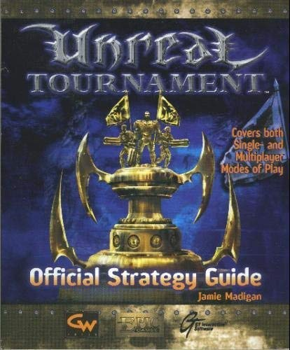 9781568939469: Unreal Tournament Official Strategy Guide