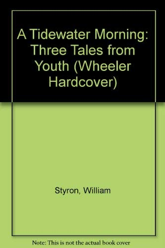 9781568950488: A Tidewater Morning: Three Tales from Youth