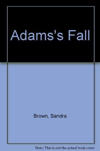 9781568950686: Adams's Fall