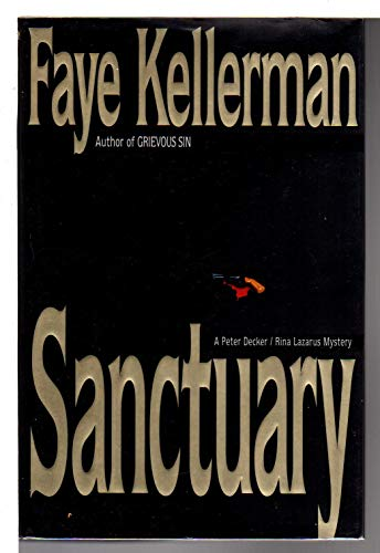 9781568950907: Sanctuary (Wheeler Large Print Book Series)