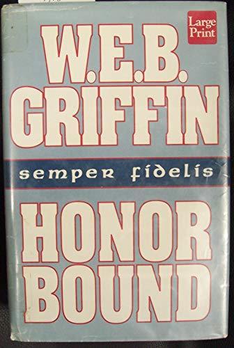 9781568951003: Honor Bound