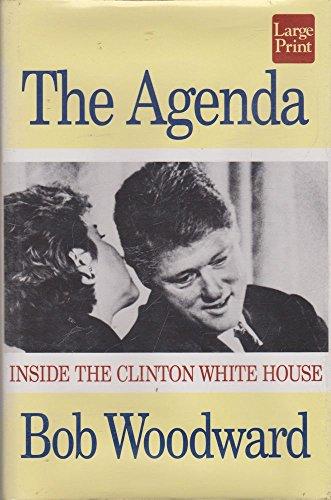 9781568951225: The Agenda: Inside the Clinton White House
