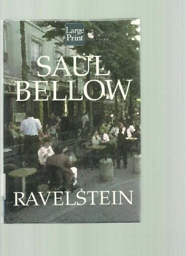 9781568951270: Ravelstein (Wheeler Large Print Compass Series)