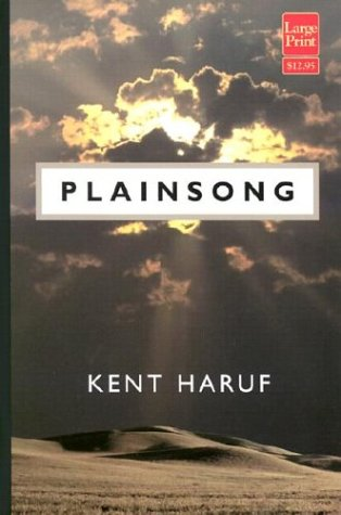 9781568951478: Plainsong (Wheeler Large Print Press (large print paper))