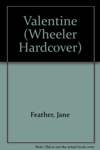 9781568951621: Valentine (Wheeler Large Print Book Series)