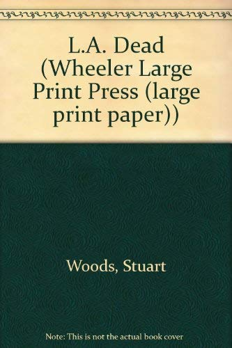 9781568951850: L.a. Dead (Wheeler Large Print Press (large print paper))