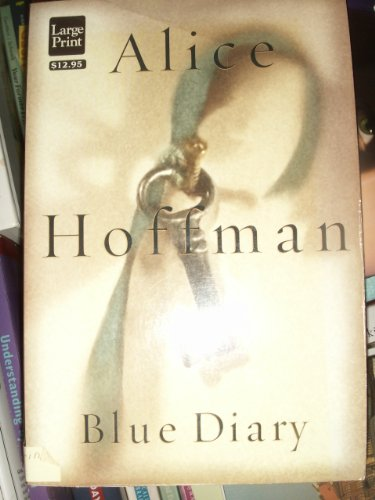 9781568951966: Blue Diary (Wheeler Large Print Press (large print paper))