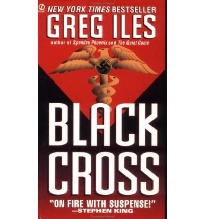 9781568952253: Black Cross (Wheeler Large Print Book Series)