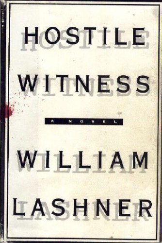 9781568952482: Hostile Witness (Wheeler Large Print Book Series)