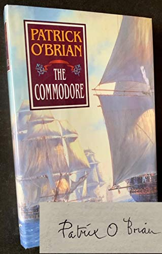 The Commodore (1568952716) by Patrick O'Brian