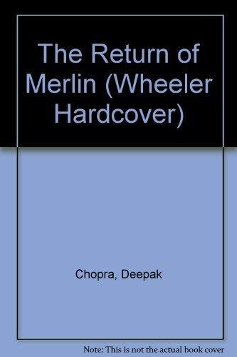 9781568952888: The Return of Merlin (Wheeler Hardcover)