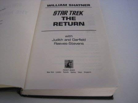 9781568953595: Star Trek: the Return (Wheeler Large Print Book Series)