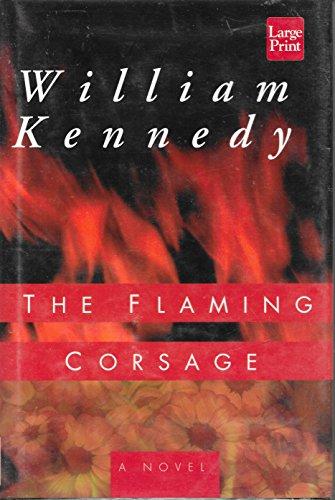 9781568953977: The Flaming Corsage (Wheeler Large Print Book Series)