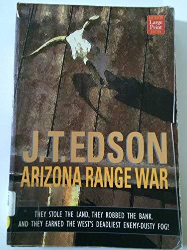 9781568954127: Arizona Range War