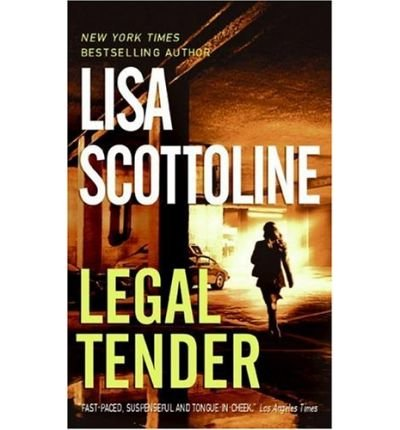 9781568954134: Legal Tender (Wheeler Softcover)