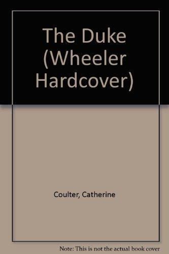 9781568954165: The Duke (Wheeler Large Print Book Series)