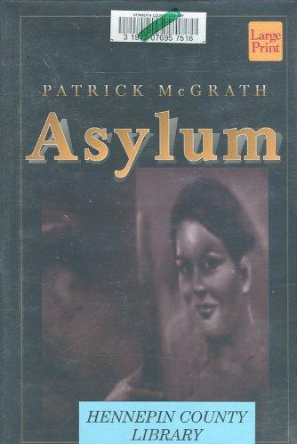 9781568954394: Asylum (Wheeler Large Print Book Series)