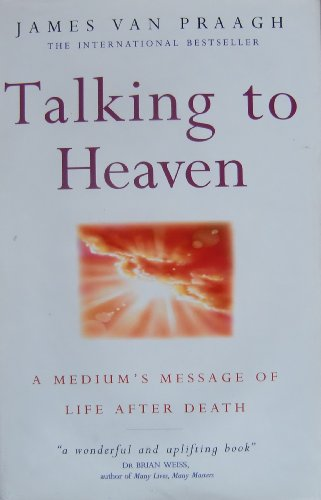 9781568956169: Talking to Heaven: A Medium's Message of Life After Death (Wheeler Large Print Book Series)